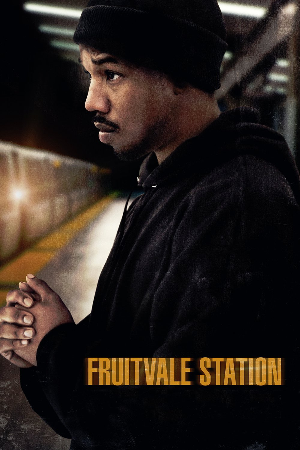 """Poster for the movie """"Fruitvale Station"""""""